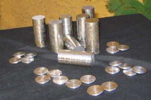 'Cold' Grounding Coins